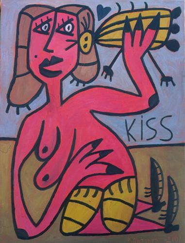 Yllättävä suudelma